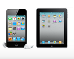 Apple iPad and iPod