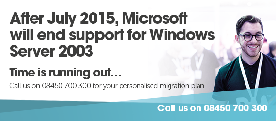 Call us to discuss your migration plan