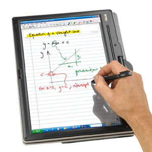 Using OneNote with the Tablet PC