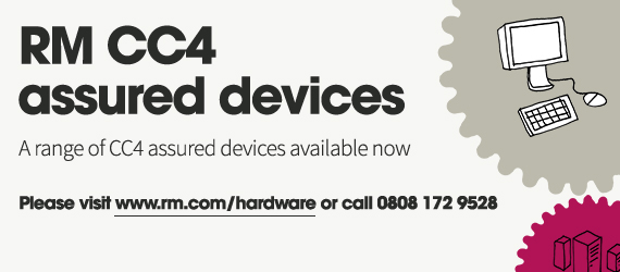 RM CC4 Assured devices