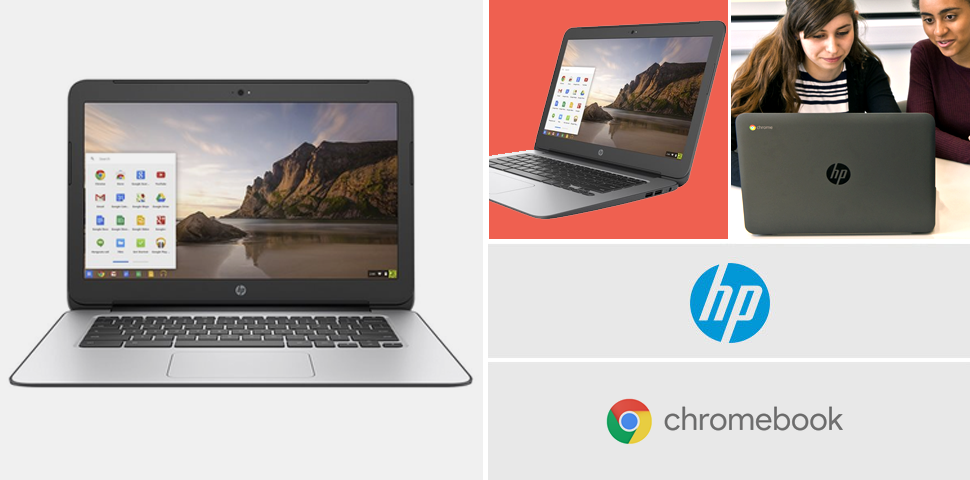 HP Chromebook 14 G4 - 14""