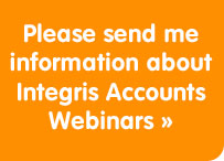 Please send me information about Integris Accounts Webinars