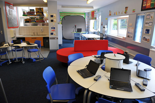 Innovative Classroom Spaces ~ Contemporary classroom design on pinterest learning