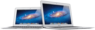 The new faster MacBook Air