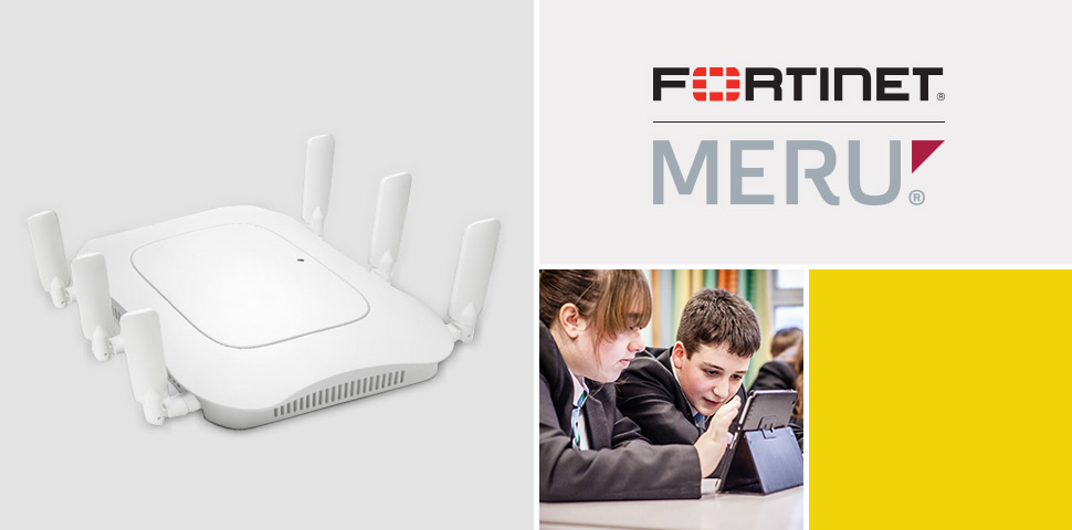Fortinet Access Points - three-stream 802