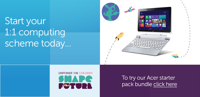 Affordable 1:1 Computing with Shape the Future