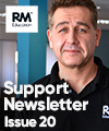Read issue 20 of the RM Support Newsletter