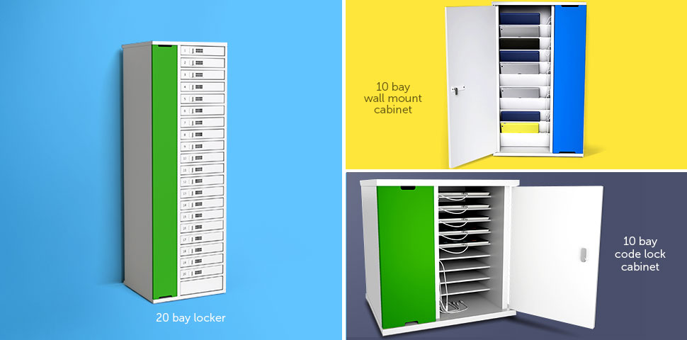 zioxi tablet cabinets for schools