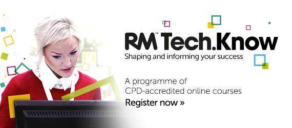 Introducing RM TechKnow - a programme of CPD-accredited online courses