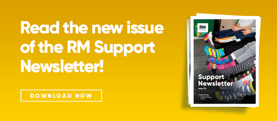 Issue 32 of the RM Support newsletter