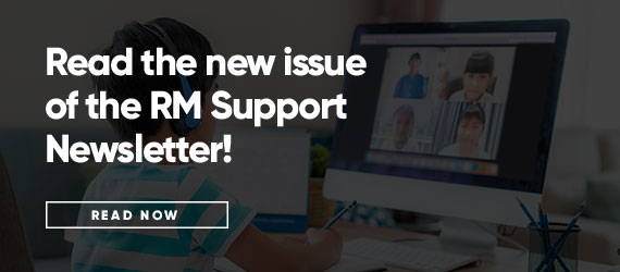Issue 37 of the RM Support newsletter