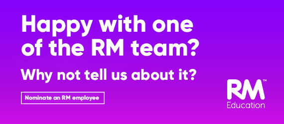 Nominate an RM employee