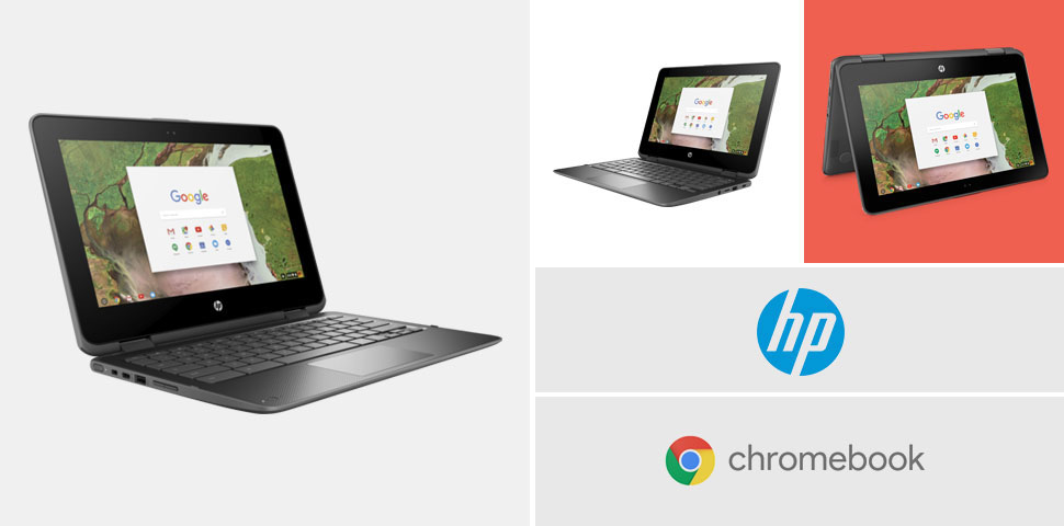 HP Chromebook x360 11 for schools