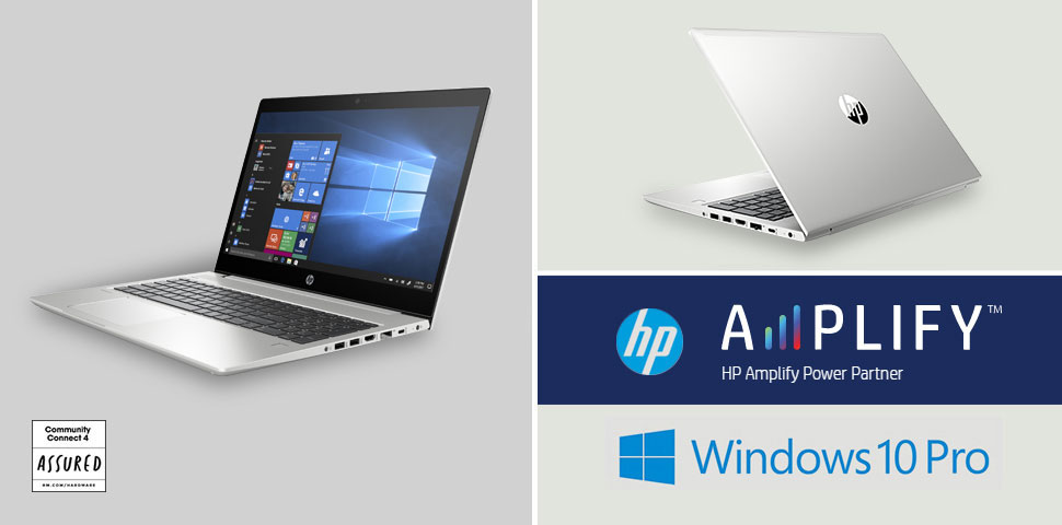 "HP CC4 Assured 14"" laptop for schools"