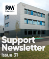 Read the summer edition of the RM Support Newsletter