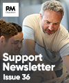 Read the latest issue of the RM Support Newsletter which contains information on remote teaching and learning