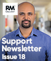 Read issue 18 of the RM Support Newsletter