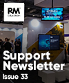 Read the latest issue of the RM Support Newsletter which contains important security news