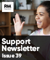 Read the latest issue of the RM Support Newsletter