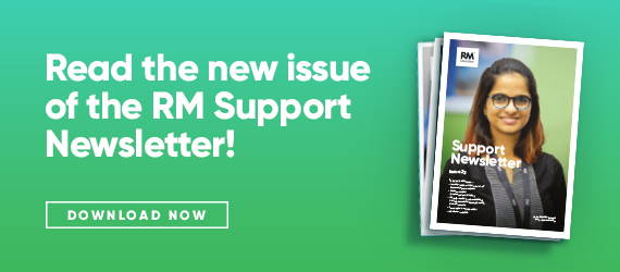 Issue 23 of the RM Support newsletter