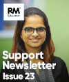 Read issue 23 of the RM Support Newsletter