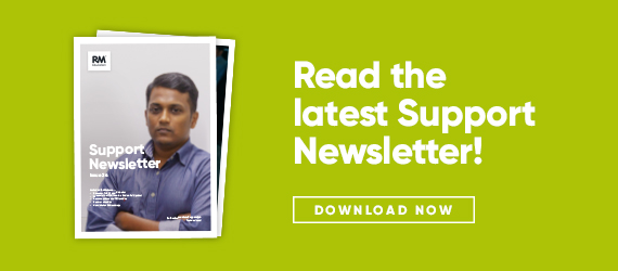 Issue 24 of the RM Support newsletter